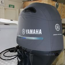 Yamaha YME-MCVR2-00-GY Outboard Vented Splash Cover